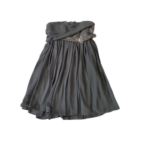 Robe bustier THE KOOPLES Noir