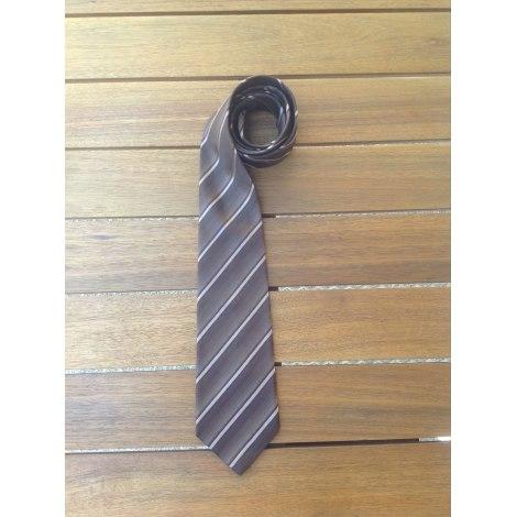 Cravate ARMAND THIERY Marron