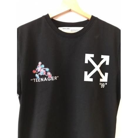 Tee-shirt OFF WHITE Noir