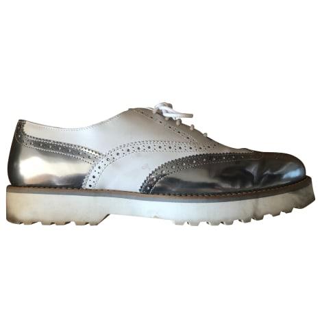 Chaussures à lacets  HOGAN Blanc, blanc cassé, écru