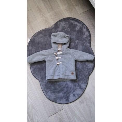 Manteau TAPE À L'OEIL Gris, anthracite