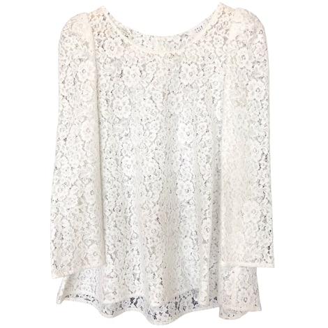Blusa CLAUDIE PIERLOT Bianco, bianco sporco, ecru