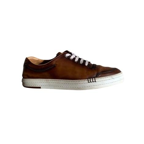 Sneakers BERLUTI Brown
