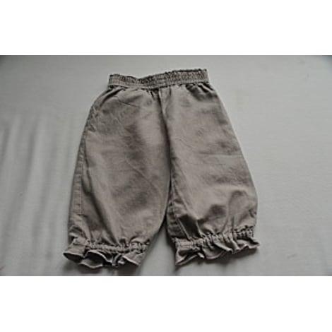 Pantalon CYRILLUS Beige, camel
