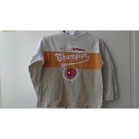 Tee-shirt TAPE À L'OEIL Beige, camel