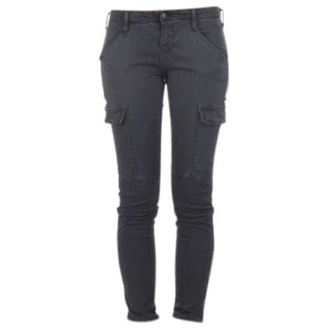 Jeans slim SCHOOL RAG Gris, anthracite