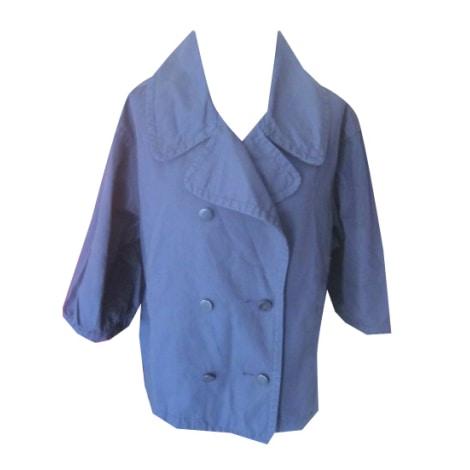 Imperméable, trench RALPH LAUREN Bleu, bleu marine, bleu turquoise