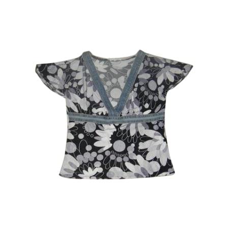 Top, tee-shirt KOOKAI Noir