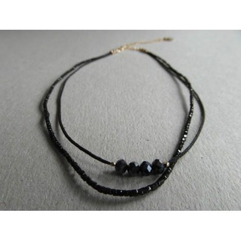 Pendentif, collier pendentif MARQUE INCONNUE Noir