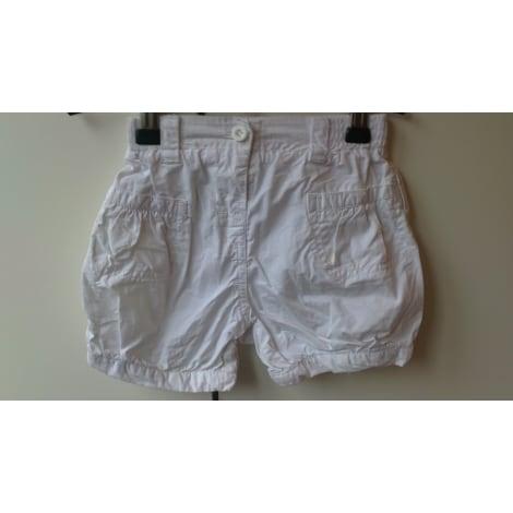 Short TEX BABY Blanc, blanc cassé, écru