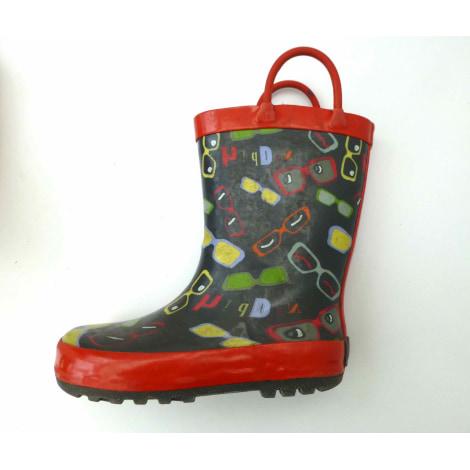 Stivali da pioggia DU PAREIL AU MÊME DPAM 27 rosso