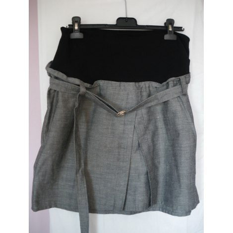 Jupe Future Maman FORMES Gris, anthracite