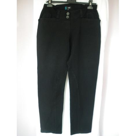 Pantalon Future Maman FORMES Noir