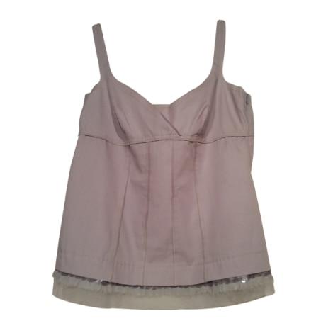 Top, tee-shirt PHILOSOPHY DI ALBERTA FERRETTI Violet, mauve, lavande
