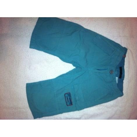 Short IKKS Bleu, bleu marine, bleu turquoise