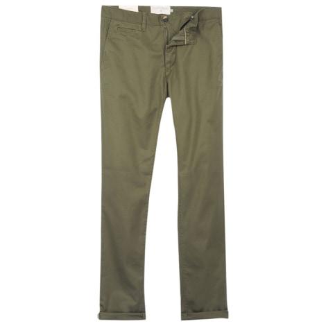 Pantalon droit CHEVIGNON Vert
