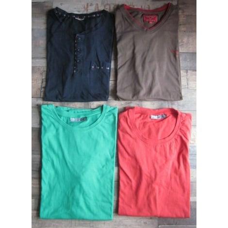 Tee-shirt LIVERGY Multicouleur