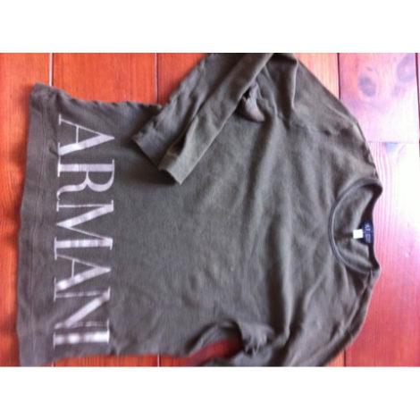 Top, tee-shirt ARMANI JEANS Kaki
