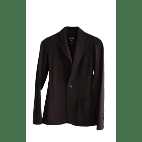 Blazer, veste tailleur JEAN PAUL GAULTIER Marron