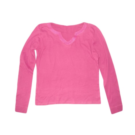 Top, tee-shirt ALICE G. Rose, fuschia, vieux rose