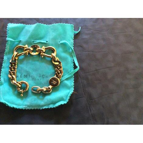 Parure bijoux REMINISCENCE Doré, bronze, cuivre