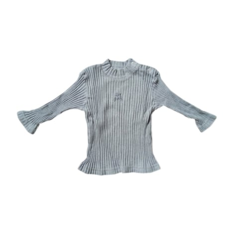 Top, tee shirt JEAN BOURGET Gris, anthracite