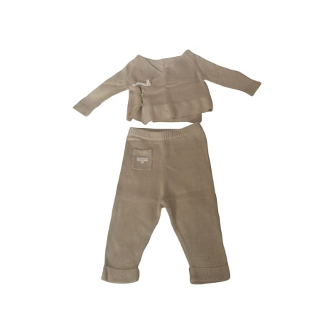 Ensemble & Combinaison pantalon BABY DIOR Beige, camel