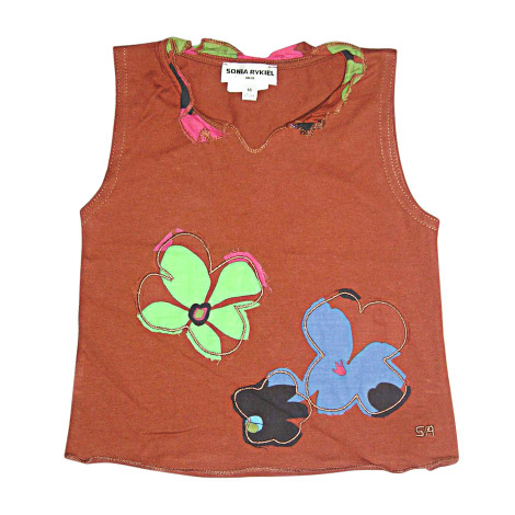 Top, tee shirt SONIA RYKIEL Multicouleur