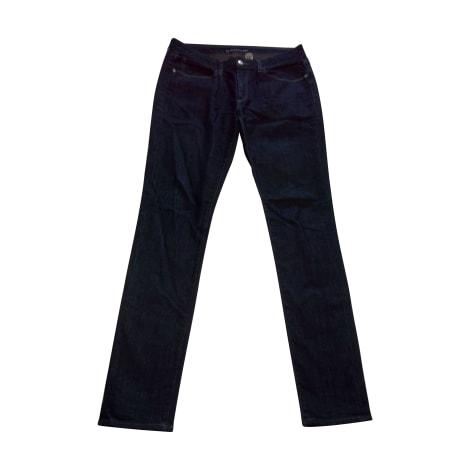Jeans slim MARC JACOBS Bleu, bleu marine, bleu turquoise