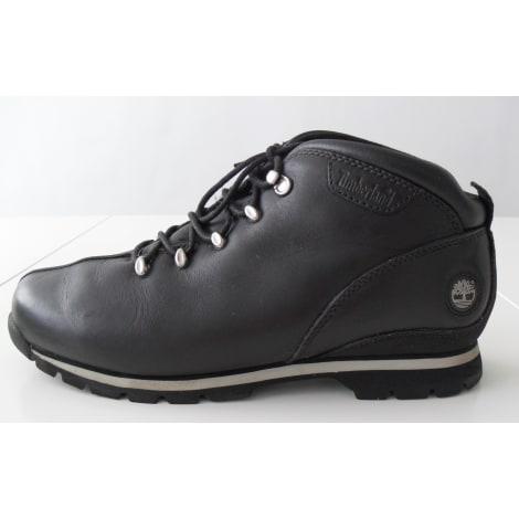 Chaussures à lacets TIMBERLAND Noir