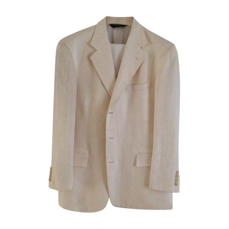 Costume complet RALPH LAUREN Blanc, blanc cassé, écru