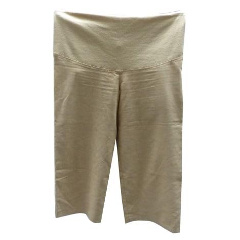Pantalon Future Maman FORMES Beige, camel