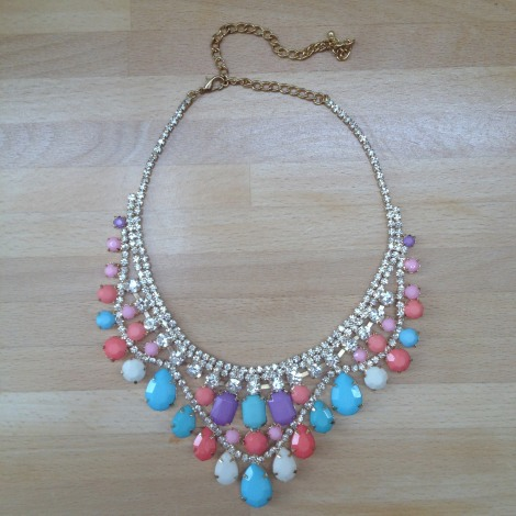 Collier URBAN OUTFITTERS Multicouleur