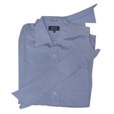 Chemise ARROW Bleu, bleu marine, bleu turquoise