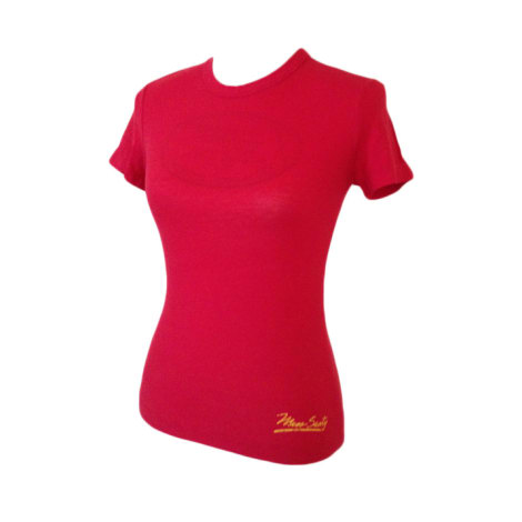 Top, tee-shirt MISS SIXTY Rouge, bordeaux