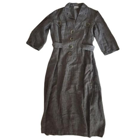 Robe mi-longue WEILL Gris, anthracite