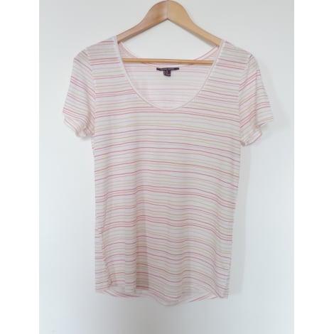 Top, tee-shirt PRINCESSE TAM TAM Blanc, blanc cassé, écru
