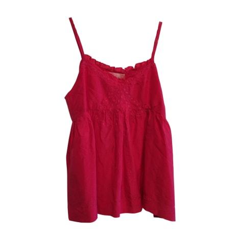 Top, Tee-shirt ESCADA Rose, fuschia, vieux rose