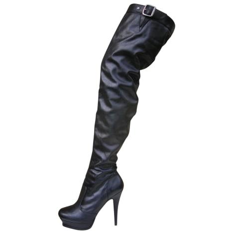 kurt geiger knee high boots