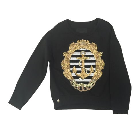 Sweat PHILIPP PLEIN Noir