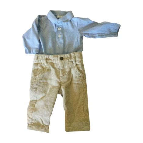 Ensemble & Combinaison pantalon JACADI Multicouleur