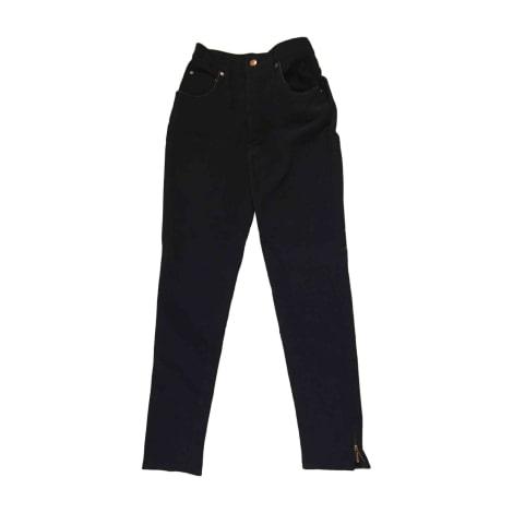 Pantalon carotte KENZO Noir