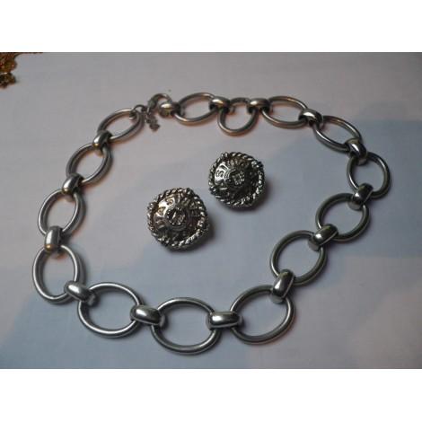 Parure bijoux AGATHA Argenté, acier