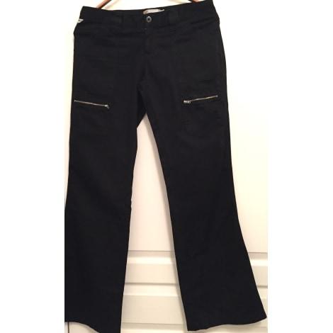Pantalon évasé ROXY Noir