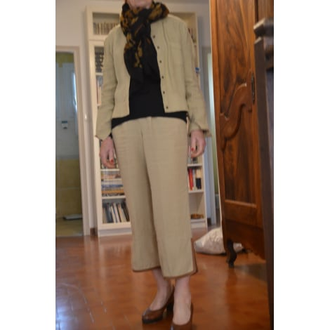 Tailleur pantalon ONE STEP Beige, camel