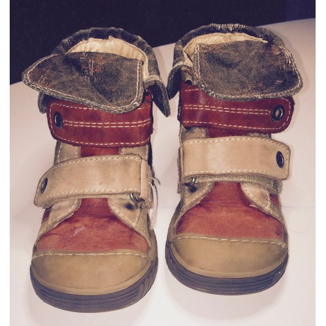 Chaussures à scratch BABYBOTTE Multicouleur