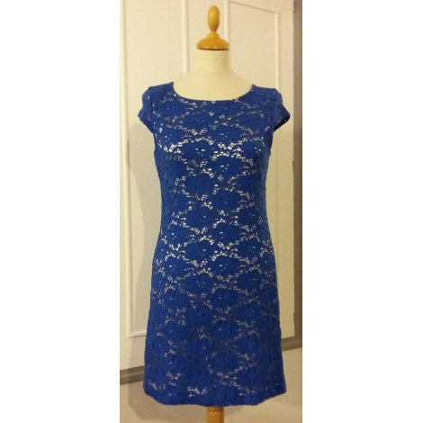 Robe courte RINASCIMENTO Bleu, bleu marine, bleu turquoise