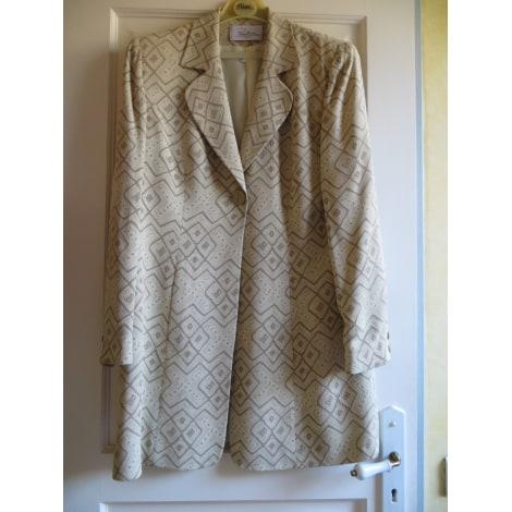 Blazer, veste tailleur PAULINE Beige, camel