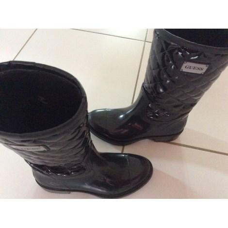 Bottes de pluie GUESS 41 noir 4413420