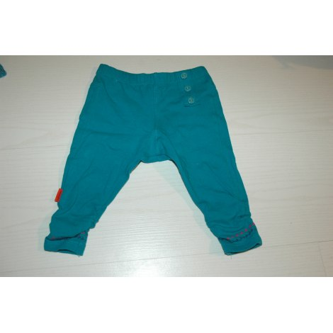 Pantalon CATIMINI Bleu, bleu marine, bleu turquoise
